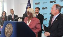 New York City Mayor Opens Bronx Small Business and Job Search Center