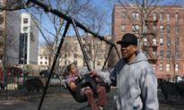 New York: Crime up 24 Percent in City Parks