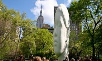 A New Face Greets Madison Square Park