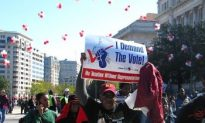 Full Democracy Freedom Rally and March—DC Oct. 15