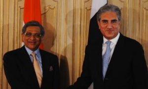 India and Pakistan Meet for Peace