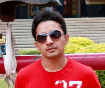 Anand S., Bangalore, India