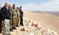 Israel to Construct Barrier Wall on Egypt Border