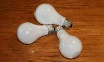 Lights Go Out for Energy-Consuming Bulbs