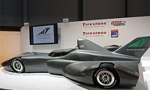 Delta Wing Launches New Era for IndyCar Racing