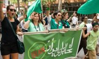 New York Rally for Iran Part of Global Day of Protest
