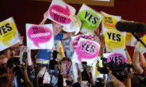 Ireland says 'Yes' to Lisbon Treaty