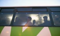 Israel's Controversial Buses Burn: Arson Suspected