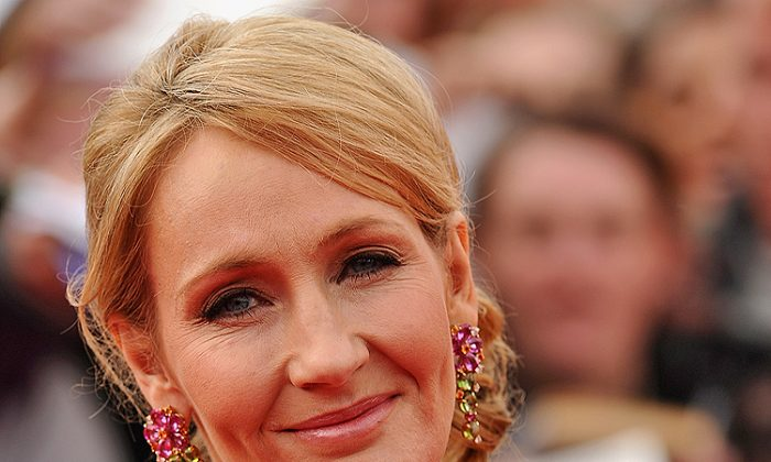 JK Rowling Ian (Gavan/Getty Images)