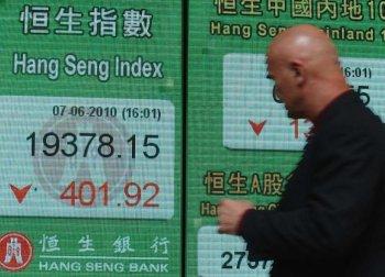 US Jobs Data, Hungary's Economy Bring World Stocks Down