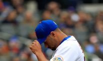 Mets Blanked by Strasburg 4-0; Collins Ejected