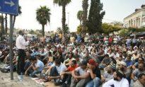 Jerusalem Protests Largely Peaceful