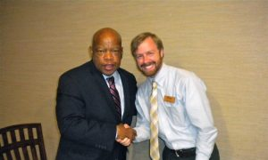 Rep. John Lewis of Georgia Hospitalized
