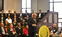Martin Luther King, Jr.'s Hometown Celebrates