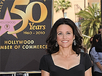 Julia-Louis Dreyfus (Robyn Beck/Getty Images)