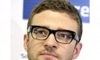 Justin Timberlake Hurt on Set