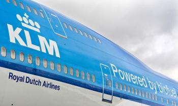 KLM Takes Off Again Despite Volcanic Ash From Eyjafjallajökull