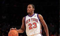 Knicks Handle Raptors at Madison Square Garden