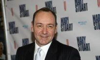 Kevin Spacey 'Shrinks' in new Film