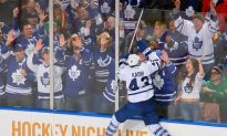Toronto Maple Leafs Looking Playoff-Bound Barring Total Implosion