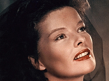 Katherine Hepburn (AFP/Getty Images)