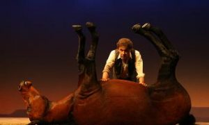 Theater Review: 'Kicking A Dead Horse'