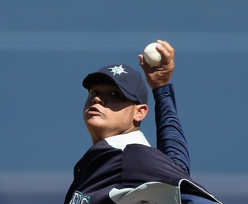 Felix Hernandez will be making his fifth career opening day start. Christian Petersen/Getty Images)
