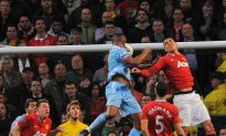 City Takes Manchester Derby, First Place
