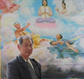 Artists' Eyes on the Prize—Chinese Style