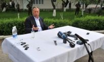 Kyrgyz President Will Quit in Exchange for His Safety