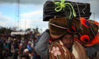 Tunisian Border Teeming With People Fleeing Libya