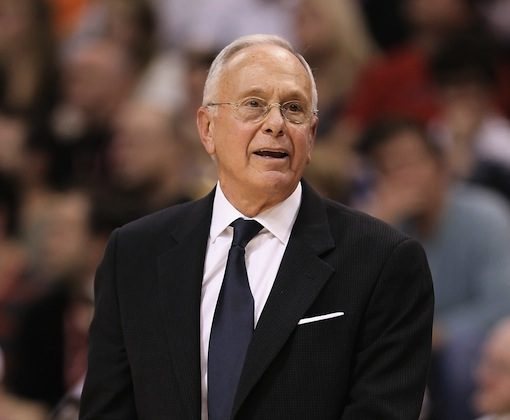 Coaching Legend Larry Brown will take over at new Big East member SMU next season. (Christian Petersen/Getty Images)