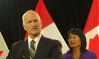 NDP Leader Fighting Prostate Cancer