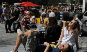 NYC Experiences Record-High Temperatures