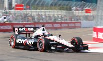 Will Power Takes Fourth Consecutive St. Pete Grand Prix Pole