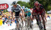 Cadel Evans Beats Alberto Contador to Win Tour de France Stage Four