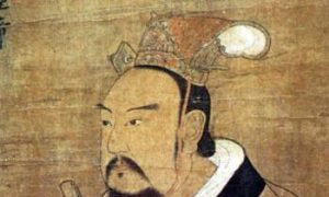 Emperor Wu of Liang: China's First Monk Emperor