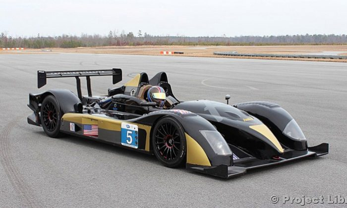 Project Libra's Radical Fords will be a welcome addition to the ALMS P2 field. (Project Libra)