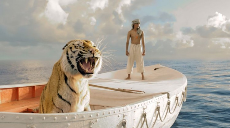 Popcorn and Inspiration: 'Life of Pi': The Forging of Faith