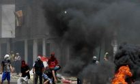 Clashes in Peru's Capital Leave Two Dead