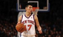 Jeremy Lin to Grace Cover of SI