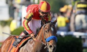 Lookin At Lucky Wins Preakness Stakes
