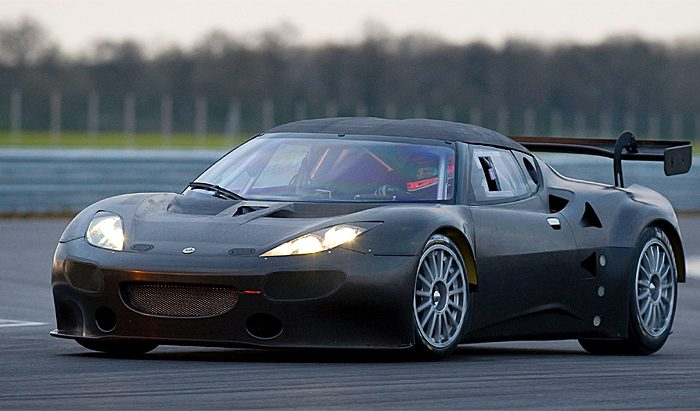 This gorgeous JPS-inspired black-and-gold livery might work well with the Battery Tender colors. One can hope. (AJR)