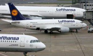 Lufthansa to Fly Commercial Flights With Greener Fuel