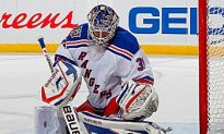 Rangers Back From the Brink to Beat Hurricanes