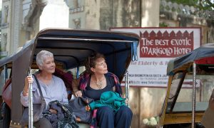 Popcorn and Inspiration: 'The Best Exotic Marigold Hotel': About More Exciting Retirement Options