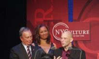 Mayor Bloomberg Celebrates NYC's Arts and Culture at the Apollo