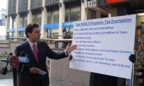 Councilman Gioia Calls to End Madison Square Garden's Tax Exemption