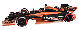 MSR Indy is behind the curve, but working hard to catch up. (Michael Shank Racing)