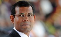 Maldives President Steps Down Amid Protests